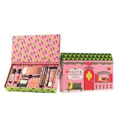 TODAY ONLY ONLINE AT BOOTS.COM   Benefit sexy & scrumptious gift set £19.66