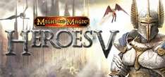 Heroes of Might & Magic V £1.74 @ Steam