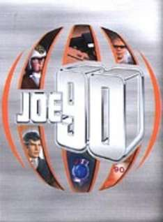 Joe 90: Complete Series (Box Set) [DVD] [1968] amazon £13