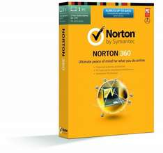 Norton 360 2014 ver 21.0 for 1 PC £9.99 Sold by Market Retail Software and Fulfilled by Amazon.