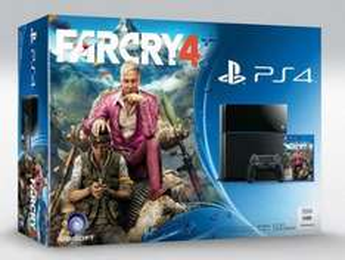 Playstation 4 Bundle With Far cry 4 @ ShopTo - £309.85