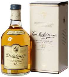 Dalwhinnie 15 Year Old Single Malt Whisky 70 cl £27.00 incl Delivery @ Amazon/Tesco