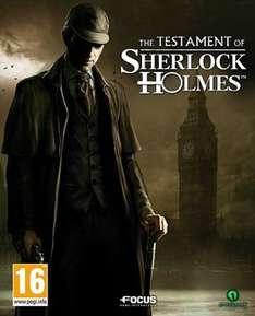 The Testament of Sherlock Holmes for PC (Steam download) - £5.09 on Steam