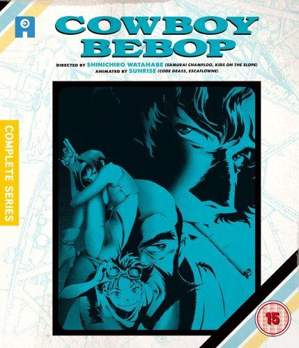 Cowboy Bebop - Complete BD Collection   [Blu-ray] £22.74 @ Amazon