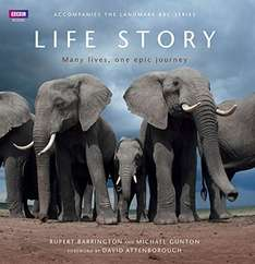 Life Story - Hardback Book £7 @ Amazon (Free delivery with Amazon prime or £10 spend)