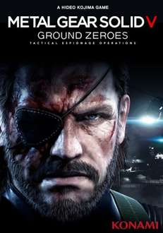 Metal Gear Solid V: Ground Zeroes £9.99 @ Gamesplanet.com