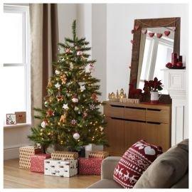 Tesco Fake Xmas Tree - Half Price £12.50