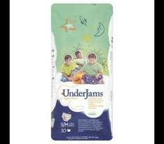 Pampers Underjams Boys/Girls pack of 10 for £3.00 (was £6.00) from Tesco Direct