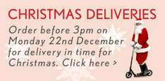 Micro scooters - free next day delivery on orders over £5