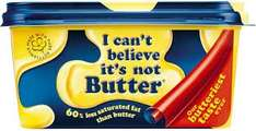 I Can't Believe It's Not Butter 500g £1.00 @ Iceland