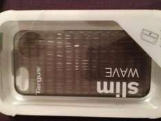 Targus iPhone 5 wave case £1.99 (£20rrp) home bargains