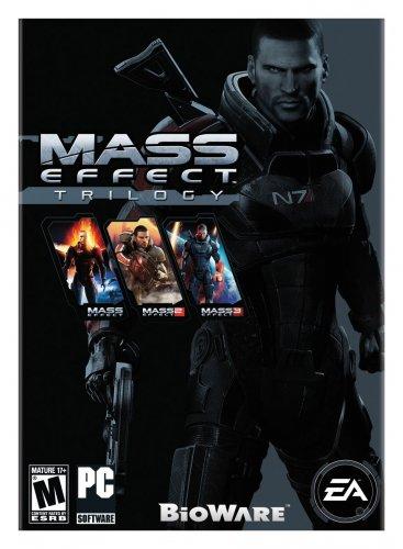 Mass Effect Trilogy (PC) £8.63 @ Amazon.com