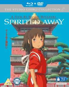 Spirited Away (Includes DVD) Blu-ray £13.99 @ Zavvi