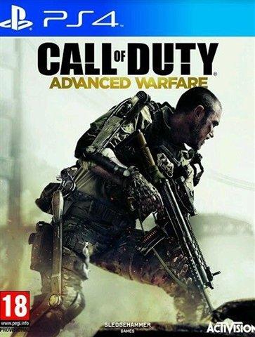 Call of Duty Advanced Warfare £32 @ CEX