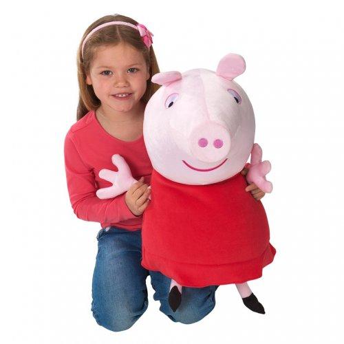 Peppa Pig 60cm Plush £14.99 @ Smyths Toy store