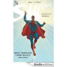 All Star Superman [Kindle Edition] Morrison & Quitely 85% off £3.32 @ Amazon