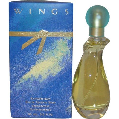 Giorgio Beverly Hills Wings Femme Eau de Toilette Spray 90 ml - £10.99 @ amazon.co.uk