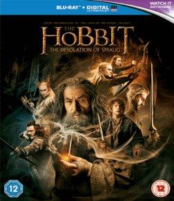 The Hobbit: The Desolation of Smaug [Blu Ray + UV Copy] @ Game.co.uk + Quidco/TopCashback -