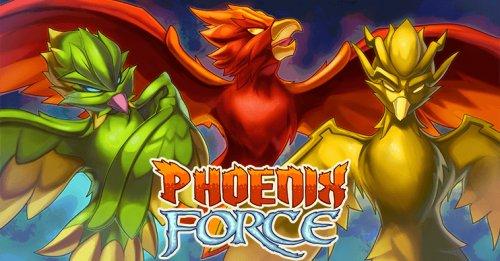 Phoenix Force steam key for free on splitplay