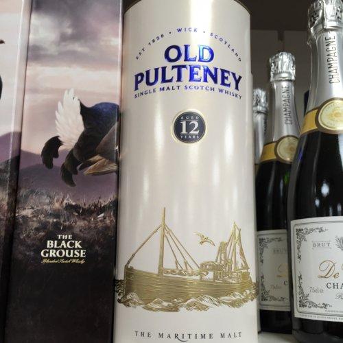 Old pulteney malt whisky £25 @ Tesco Express