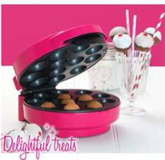 Cake pop maker £10.99 @ Home Bargains