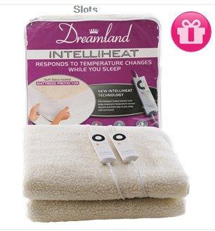 Dreamland 6968 King Dual Control Intelliheat Electric Heated Mattress Protector  £62.99 @ Co-operative Electrical