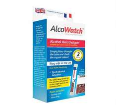 Poundshop Alcohol Breathalyzer Only £1.00
