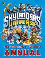 Skylanders Official Annual 2015 Hardback only £1 @ Amazon  (free delivery £10 spend/prime)