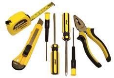 Rolson 36789 DIY Tool Kit (7 Pieces), £3.65 & FREE Delivery in the UK on orders over £10 @ amazon