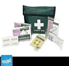 First Aid kit kit 99p delivered at Ebay ( profile-autones)