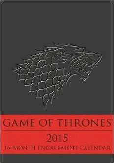 Various 2015 diarys now £1.99 @ Amazon including Game of Thrones!  (free delivery £10 spend/prime)