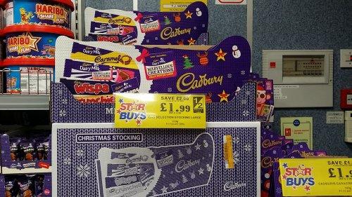 cadburys selection stocking £1.99 @ home bargains