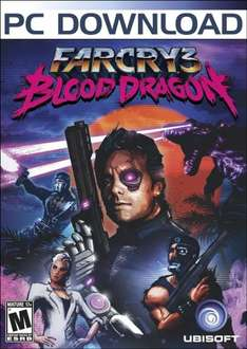 (uPlay) Far Cry 3: Blood Dragon Download - £2.40 - Amazon.com