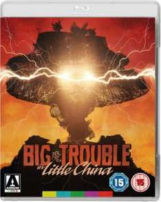 Big Trouble in Little China Blu-ray - £6.99 at Zavvi
