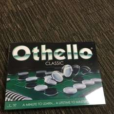 Othello Game Reduced in Sainsbury's Hornchurch to £10