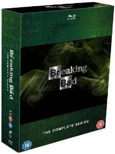 Breaking Bad: The Complete Series [Blu-ray] for £49.00 @ Amazon