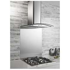 GHFFX60SS Gas Hob Stainless Steel 500 x 580mm £59.99 @ Screwfix