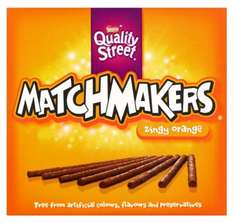 Nestlé Matchmakers Zingy Orange - 75p @ Morrisons... (Online Only)