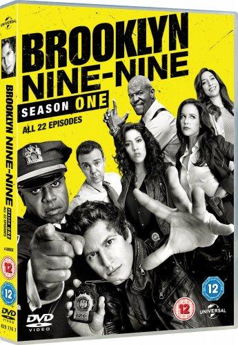 Brooklyn Nine-Nine - Season 1 [DVD] [2013] £10.00 at Amazon