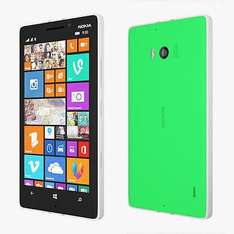 "Nokia Lumia 930 5"" Smart Phone - Green, 32GB, 20MP Camera, Windows 8 - Open Box £219.99 at Currys Ebay"