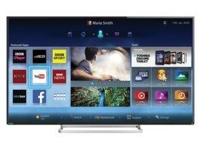 """Toshiba 47L7453DB 47"""" Full HD Smart 3D LED TV / HMDI x 4 / USB x 2 / Wi-Fi + 12 FREE cinema Tickets £599 @ Ebuyer"""
