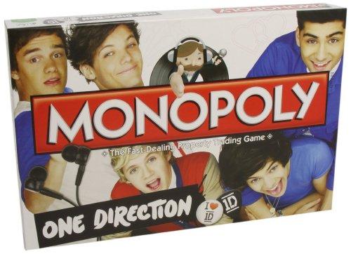 1D Monopoly board game £14.99 @ Argos