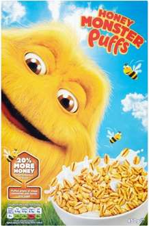 Sugar Puffs (450g) was £2.80 now £1.50 (Rollback Deal) @ Asda