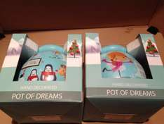 Pot of dreams items £3.75 reduced to clear @ Tesco in store