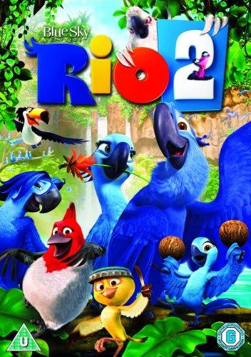 Rio 2 [DVD] @ amazon £5 (free delivery £10 spend/prime)