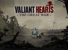 Valiant Hearts: The Great War episode 1 on iOS - 99p @ Apple App Store