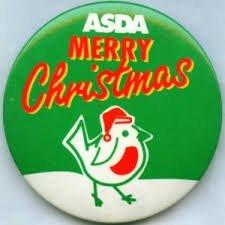 Certain Christmas items half price at asda (Instore)