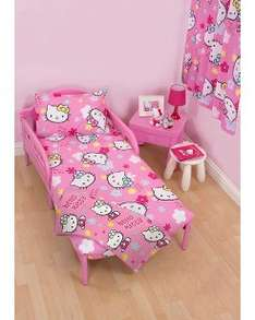 Hello Kitty Junior Duvet Set £3.00 @ George at Asda
