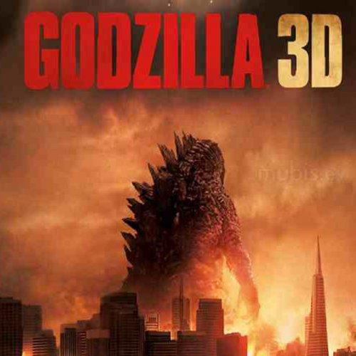 Godzilla 3D Bluray £8 in CEX preowned