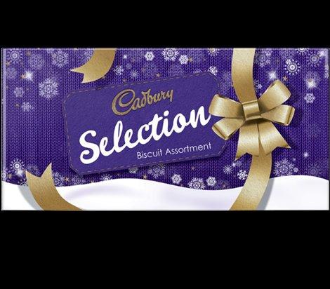 Cadbury Biscuit Selection £1.49 @ B&M instore